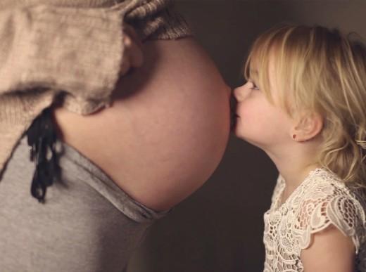 is de baby al klaar - digitaal geboortekaartje
