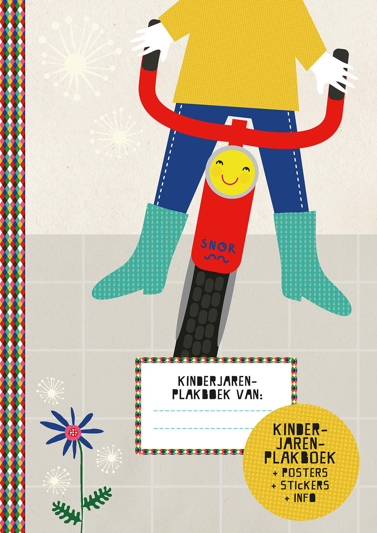 Moederdag wishlist van Marike - kinderjarenplakboek