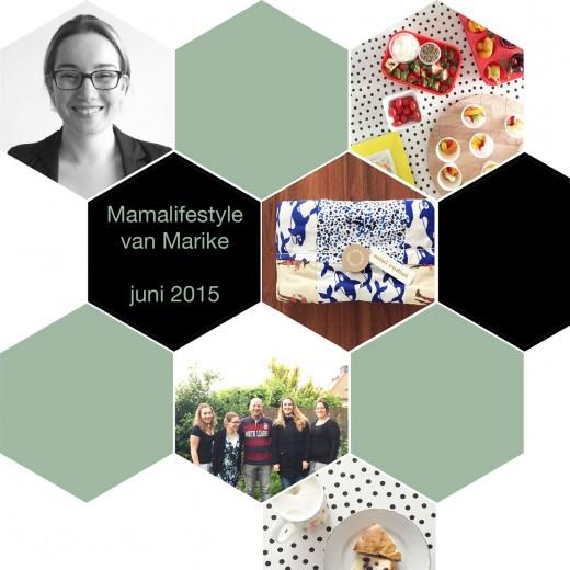 Mamalifestyle van Marike juni 2015