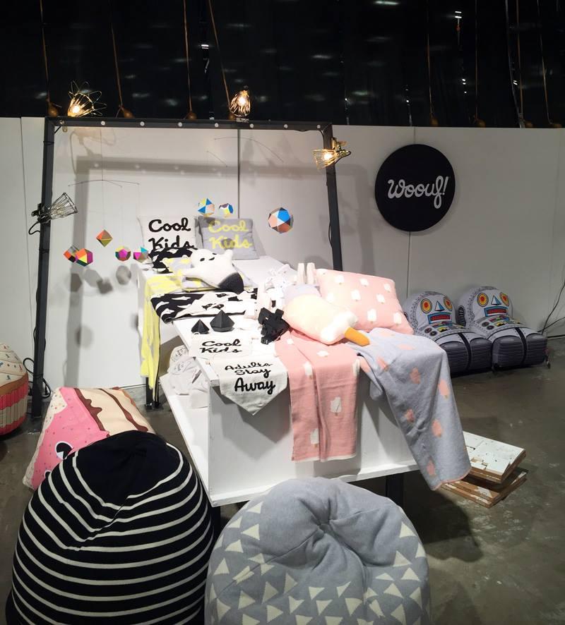 CIFF Kids augustus 2015 woouf blankets