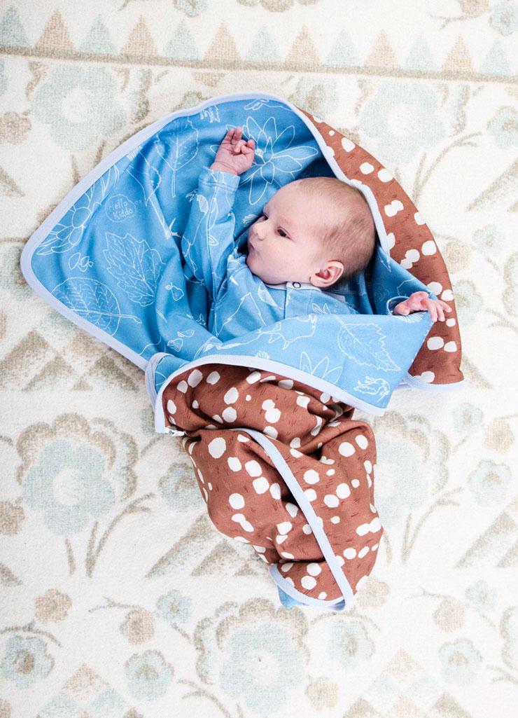 Modeerska Huset aw15 Summer Revisited Baby