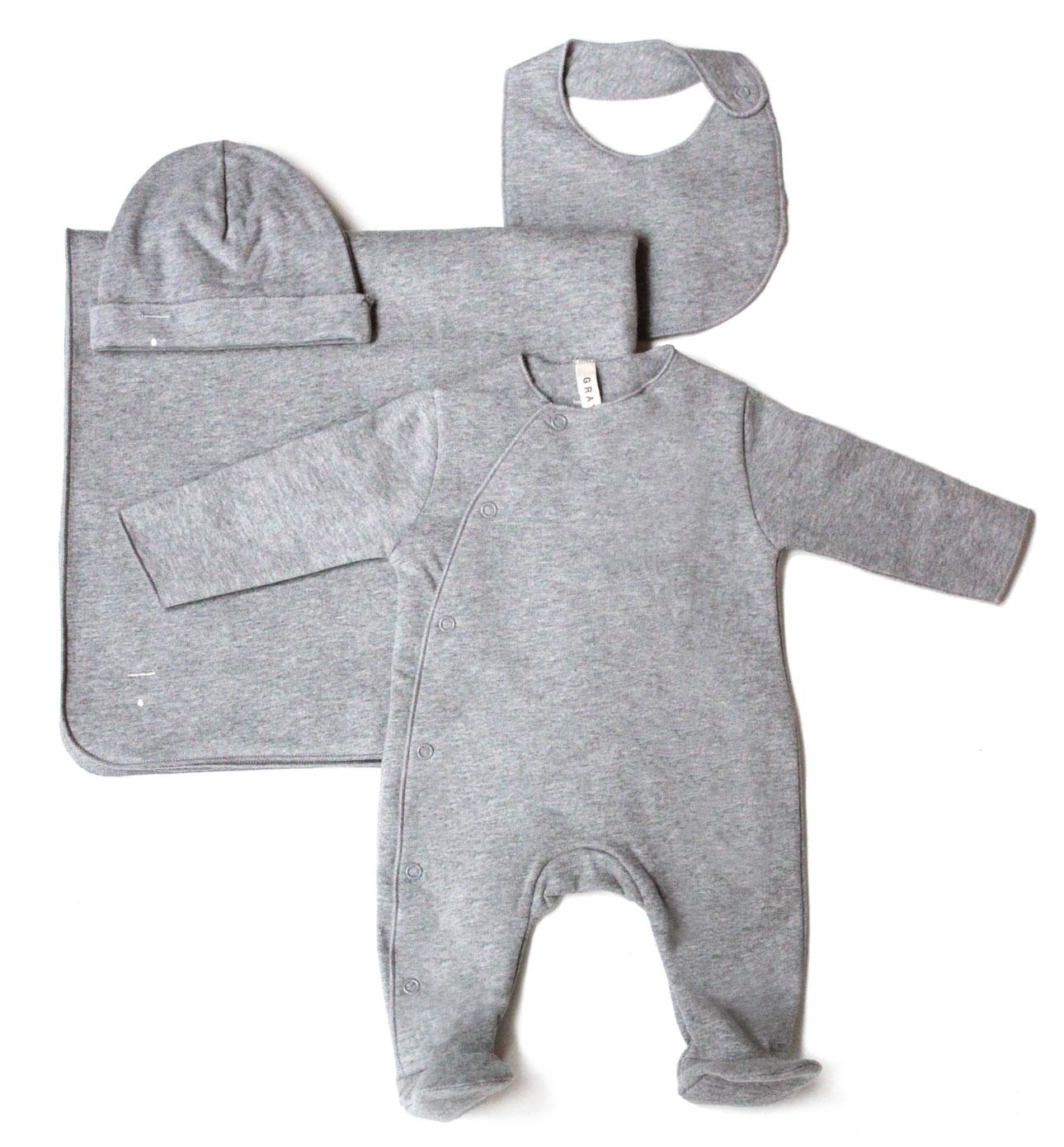 Gray Label Newborn Set