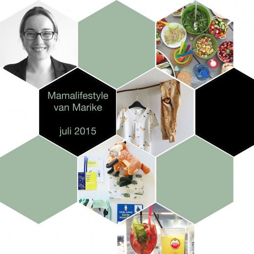 Mamalifestyle marike maandoverzicht juli 2015