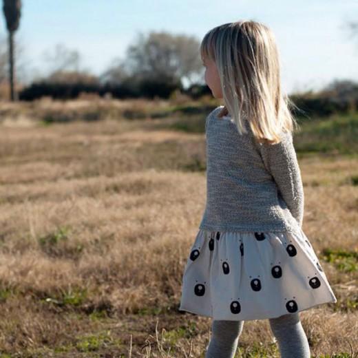 Picnik Barcelona aw15 meisje jurk