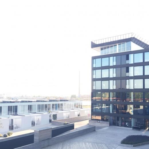 STAY hotel Kopenhagen uitzicht