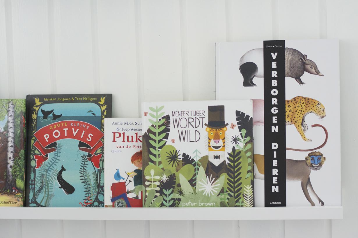 10x kinderboeken - voorleesboeken - prentenboeken