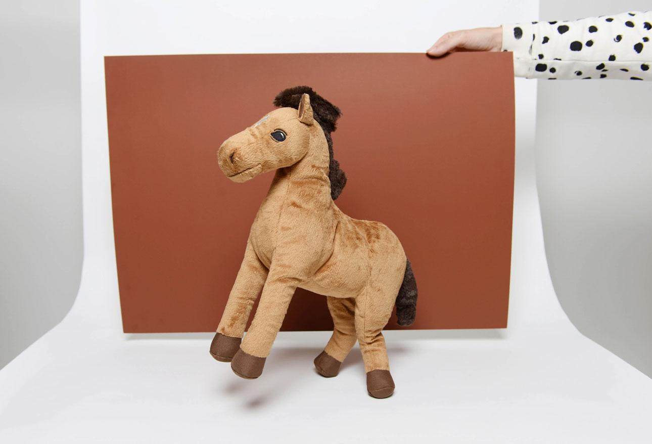 ikea speelgoed beestenboel paard