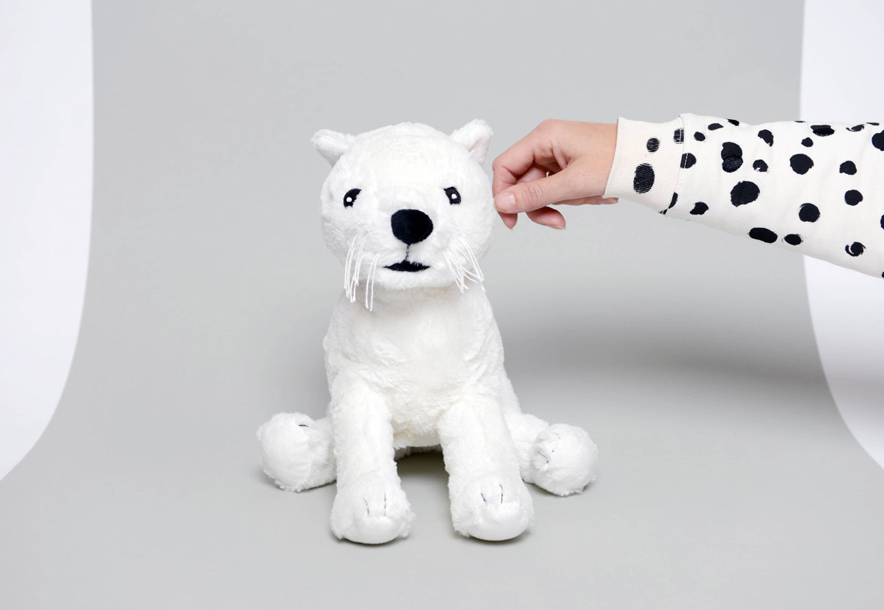 ikea speelgoed beestenboel - hond