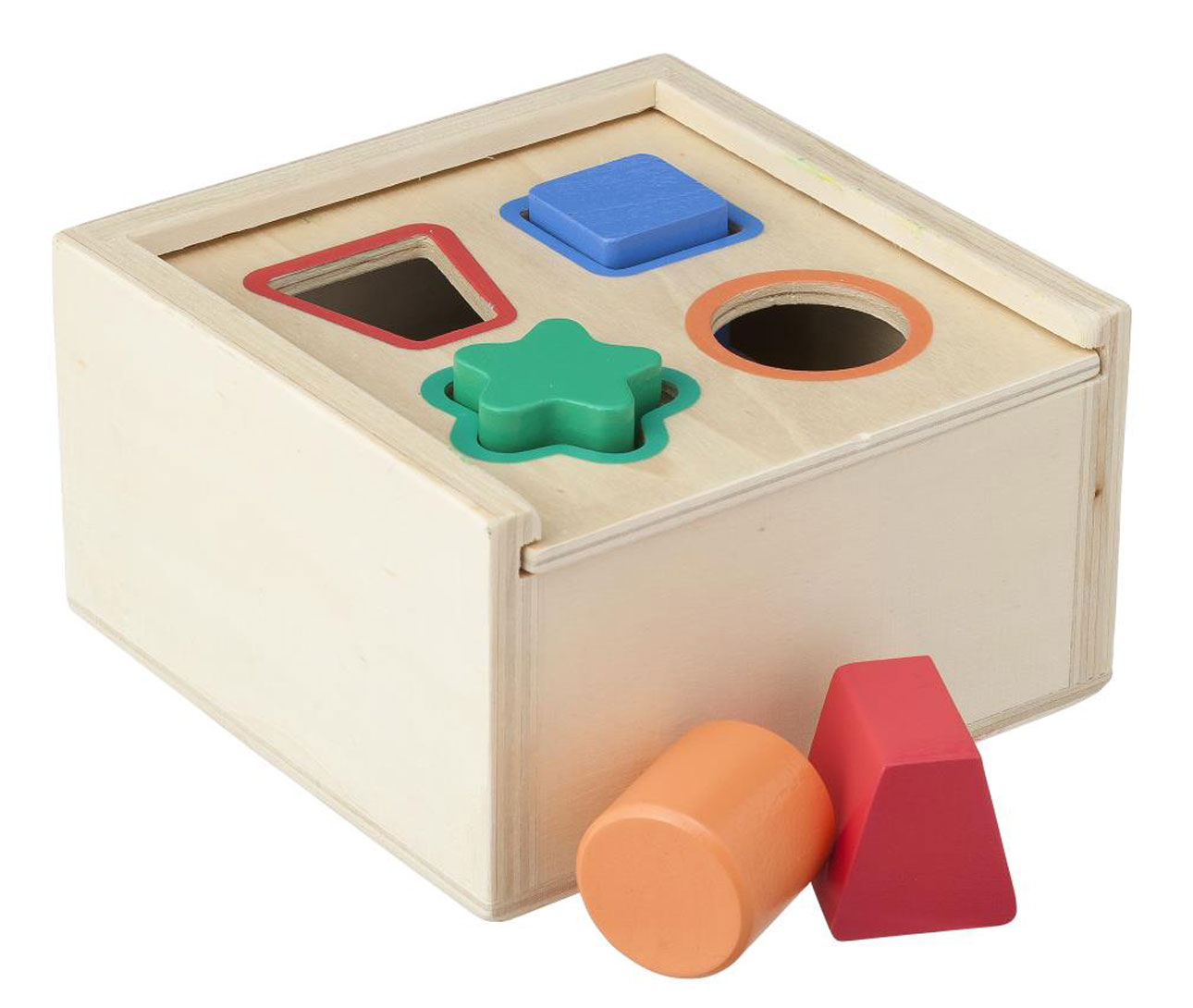 hema houten speelgoed vormenstoof
