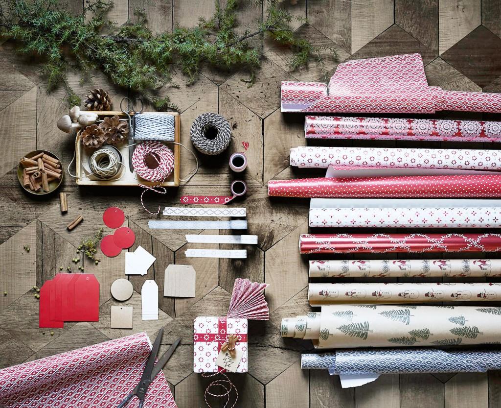 iIkea kerst 2015 inpakken klassiek