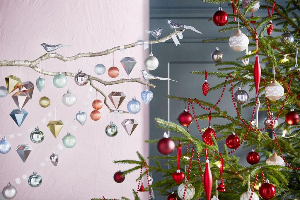 Ikea kerstcollectie 2015: pastel of klassiek?