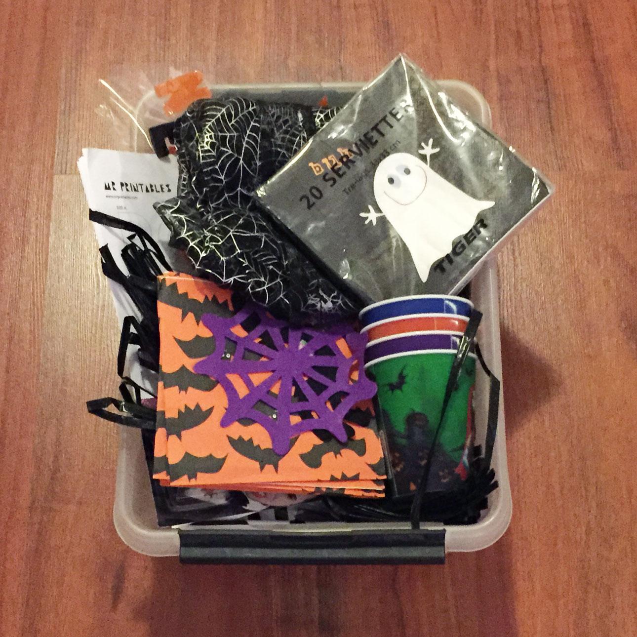 Mamalifestyle november 2015 Geen Halloween