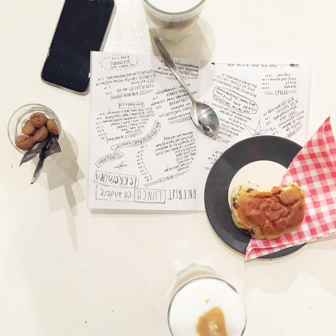 Mamalifestyle november 2015 Koffie met vriendin