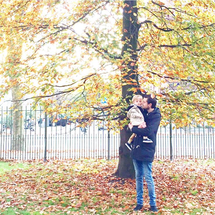 Mamalifestyle november 2015 Vader en zoon