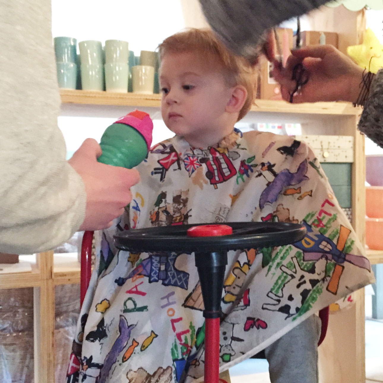 Mamalifestyle november 2015 Kinderkapper