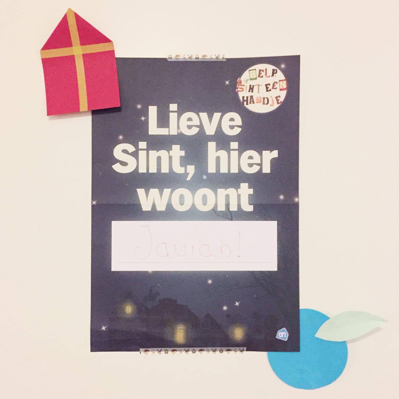 Mamalifestyle december 2015 Sinterklaas