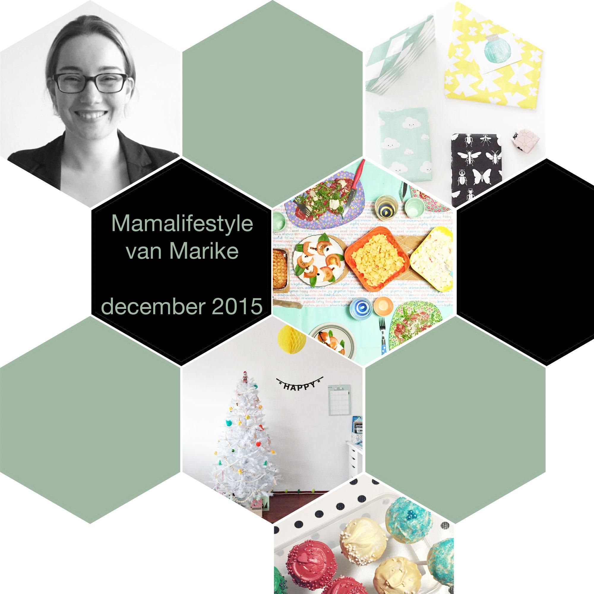 Mamalifestyle maandoverzicht december 2015