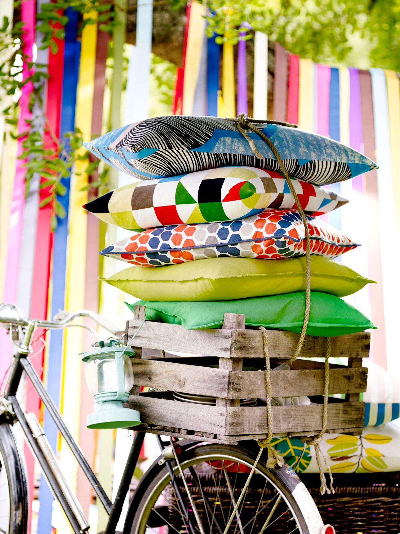 Ikea Sommar 2016 kussens kleur