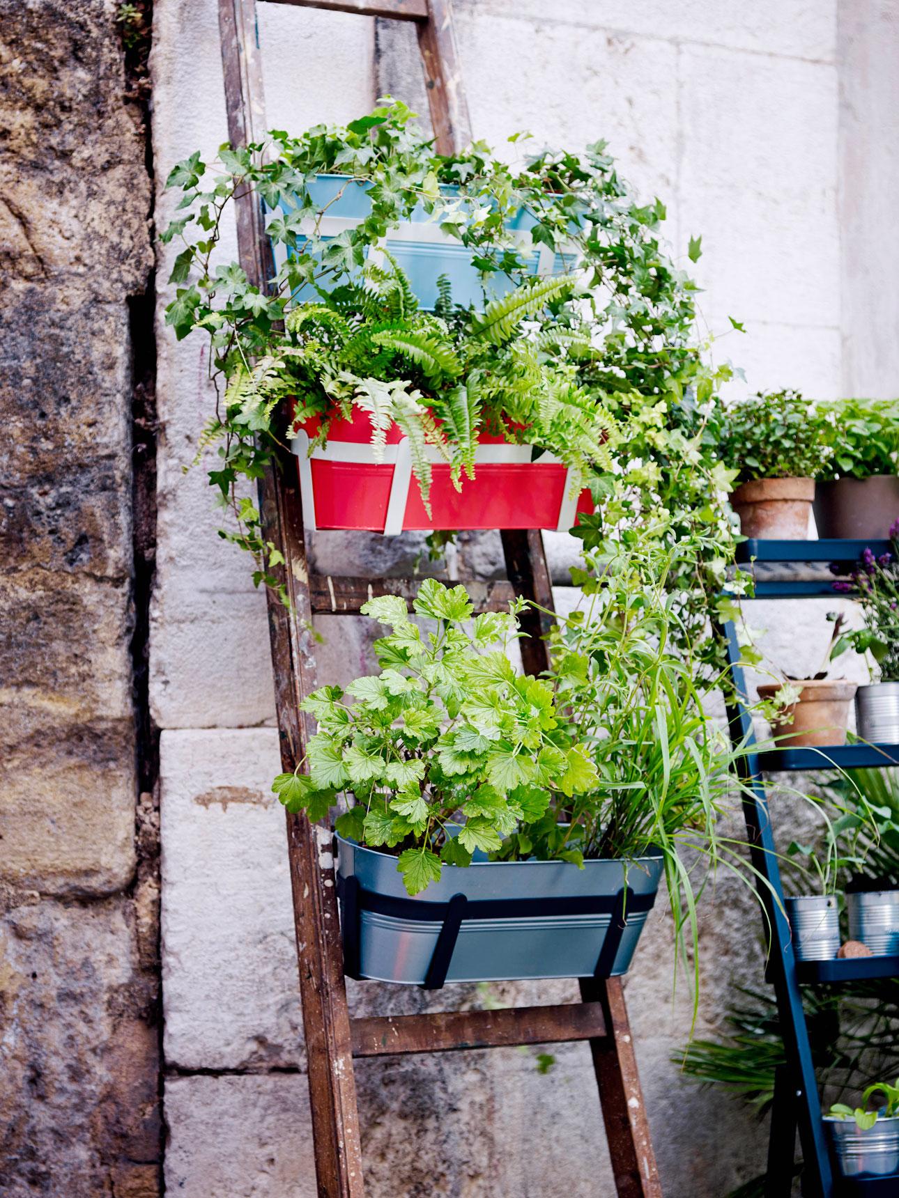 Ikea tuincollectie 2016 plantenbakken