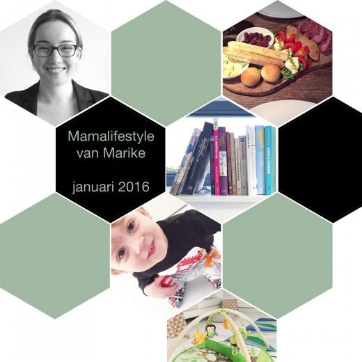 Mamalifestyle maandoverzicht januari 2016