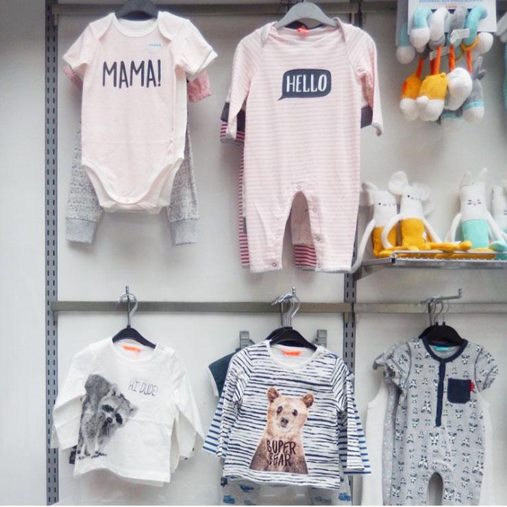 hema persdag babykleding
