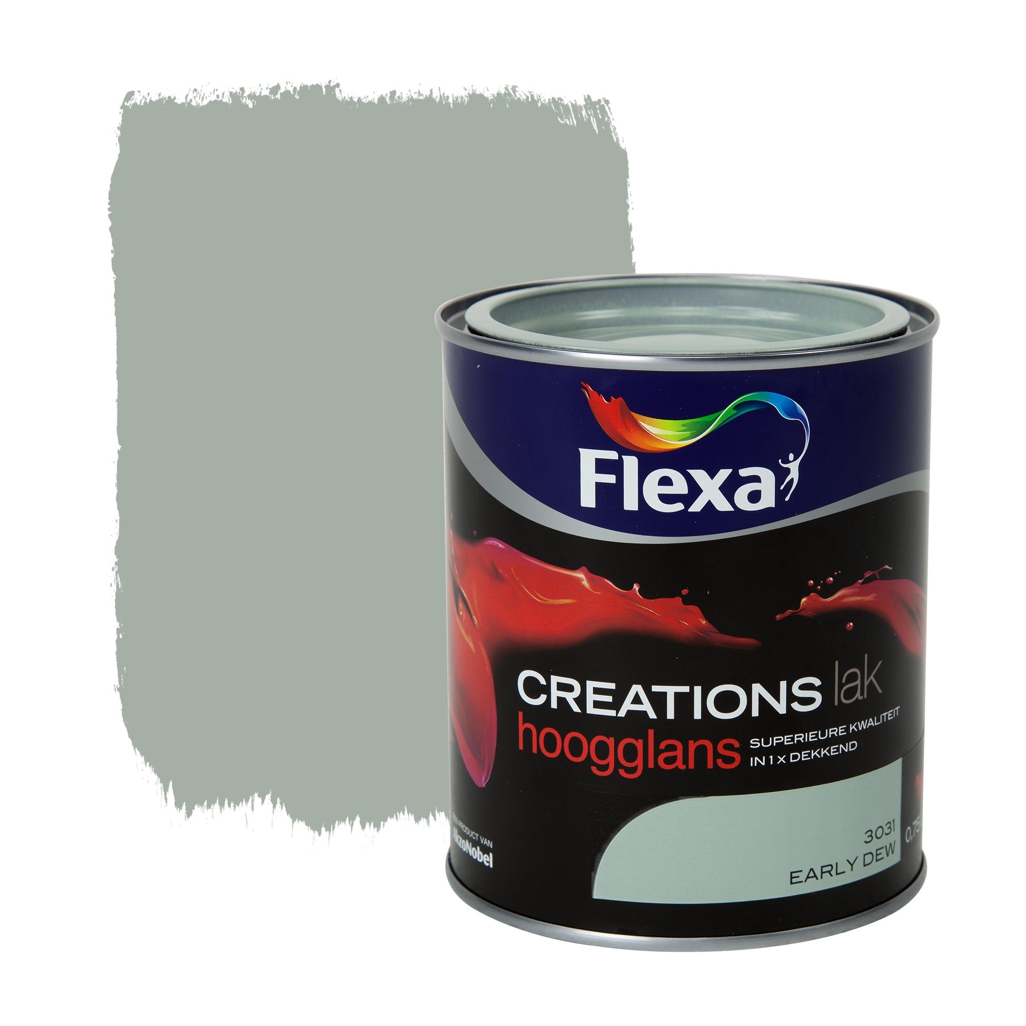 early dew flexa creations verf