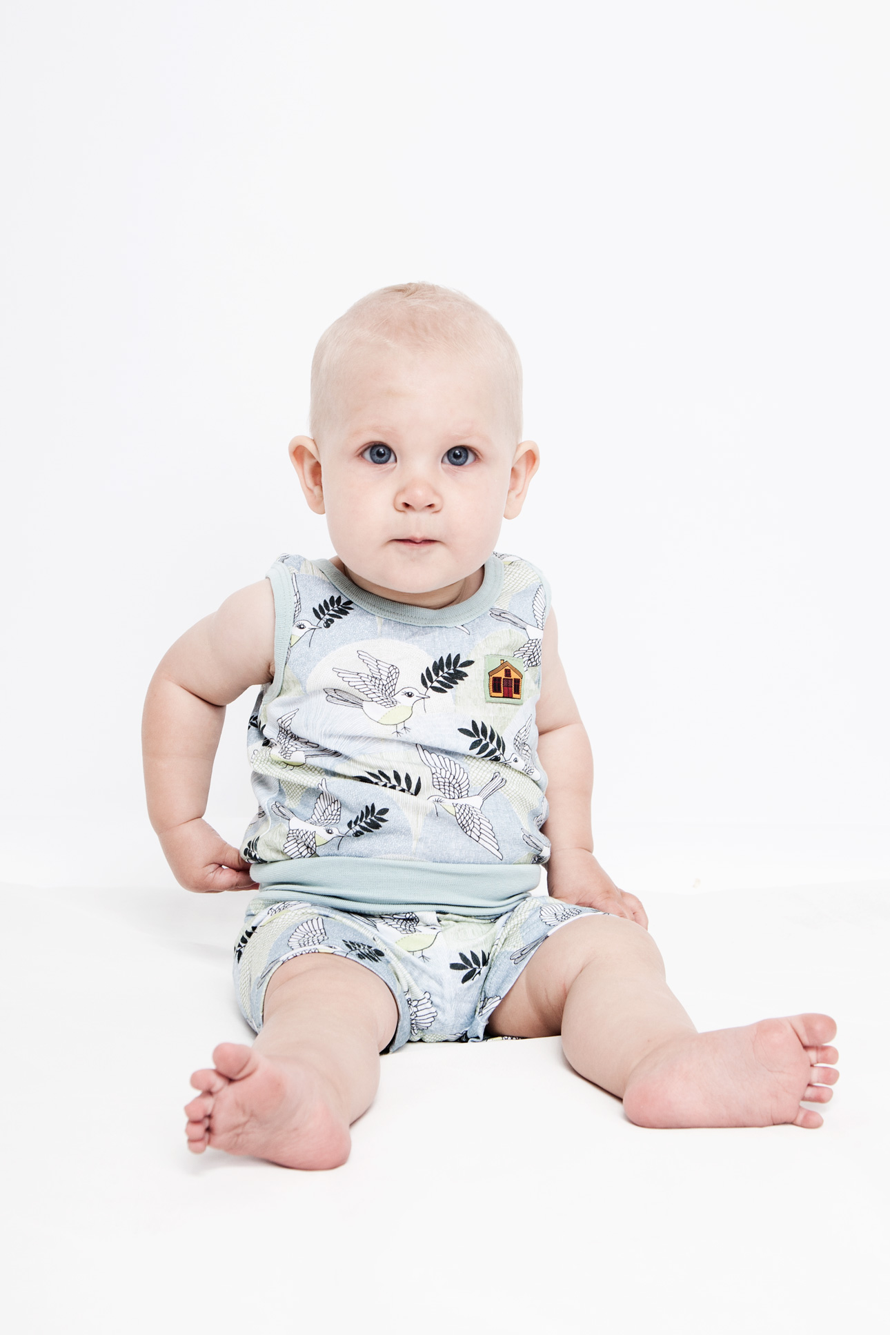 Modeerska Huset ss16 peace please baby