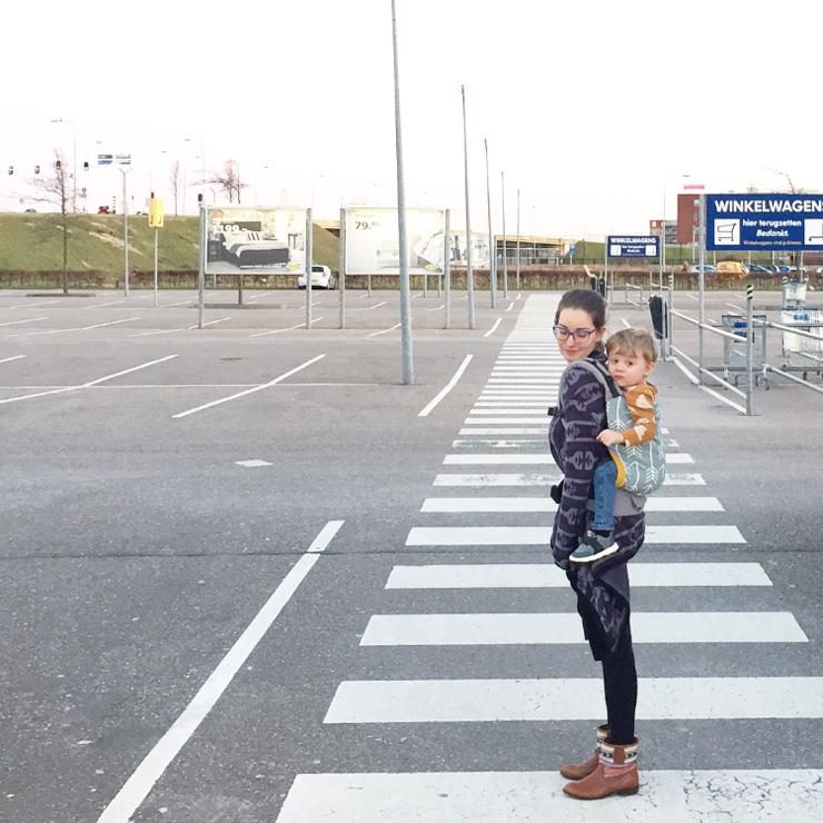 Toddler Tula Arrows Marike Javian