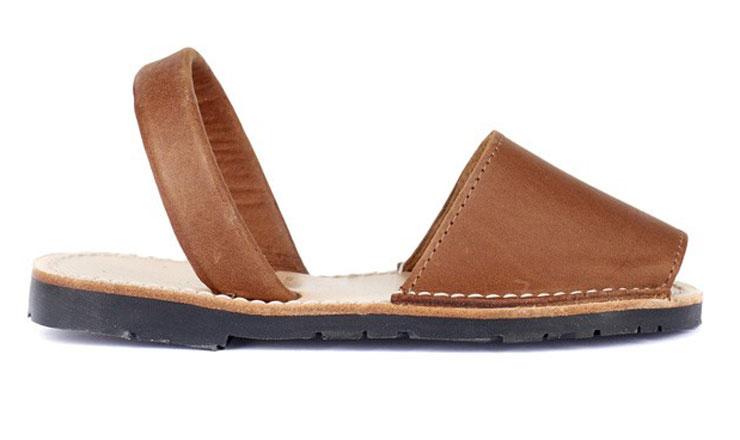gray label sandalen