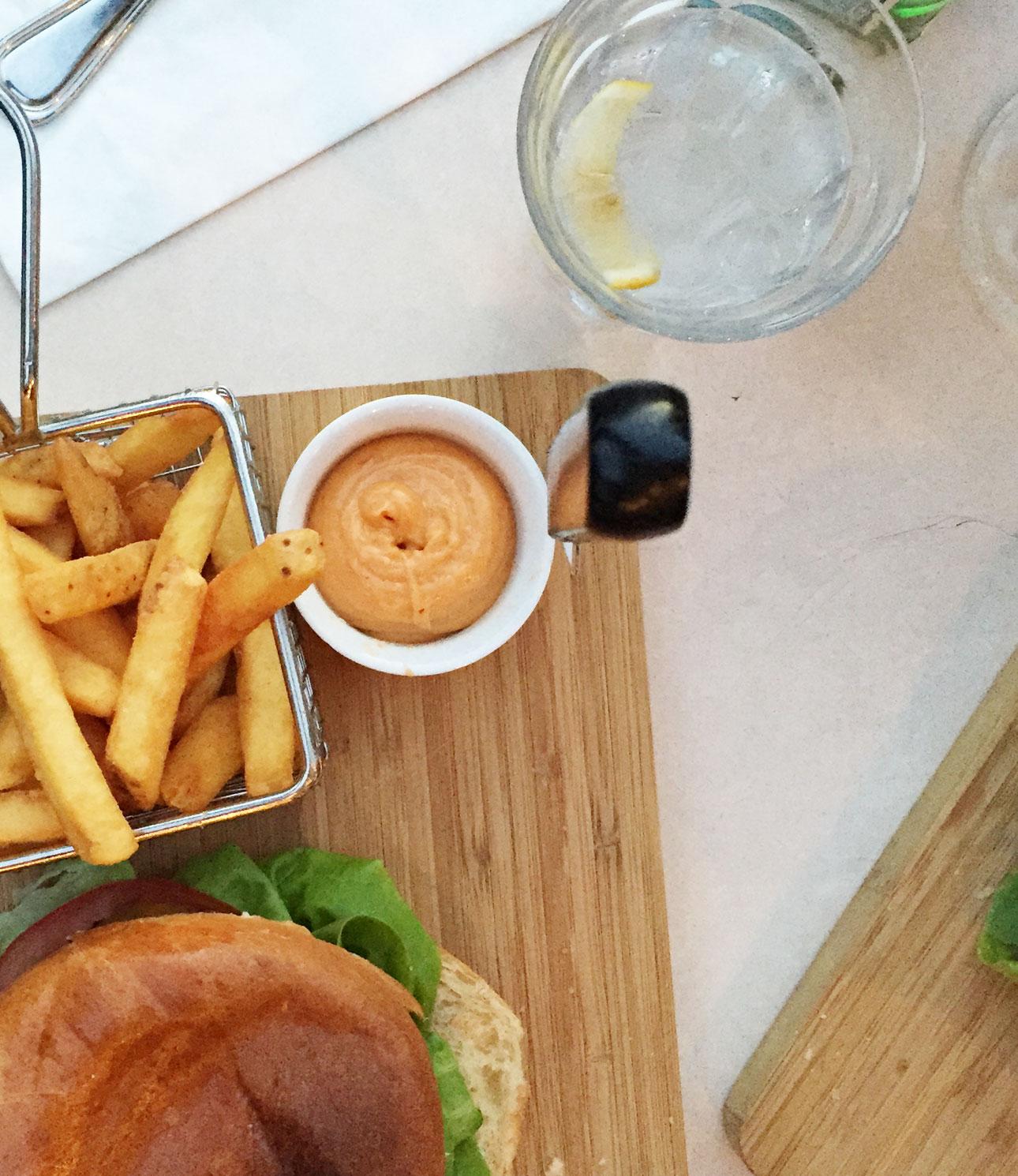 Kopenhagen hotspots cafe alma burger