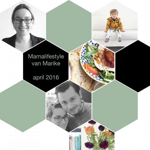 Mamalifestyle maandoverzicht april 2016