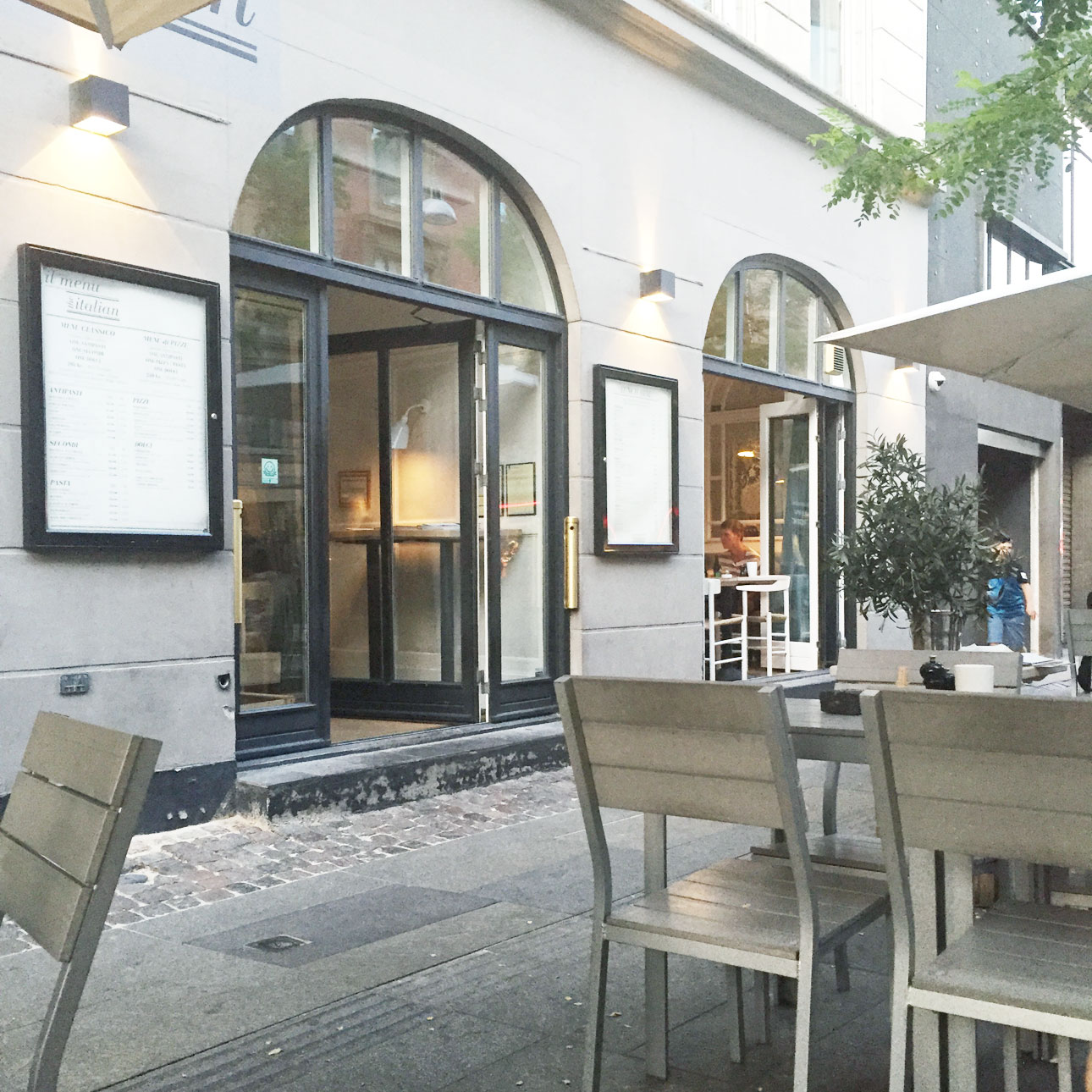 kopenhagen hotspots italian restaurant
