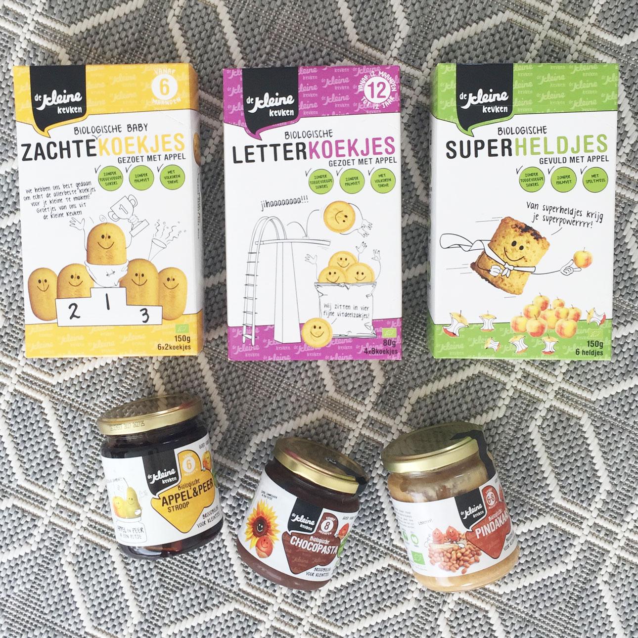 De kleine keuken producten