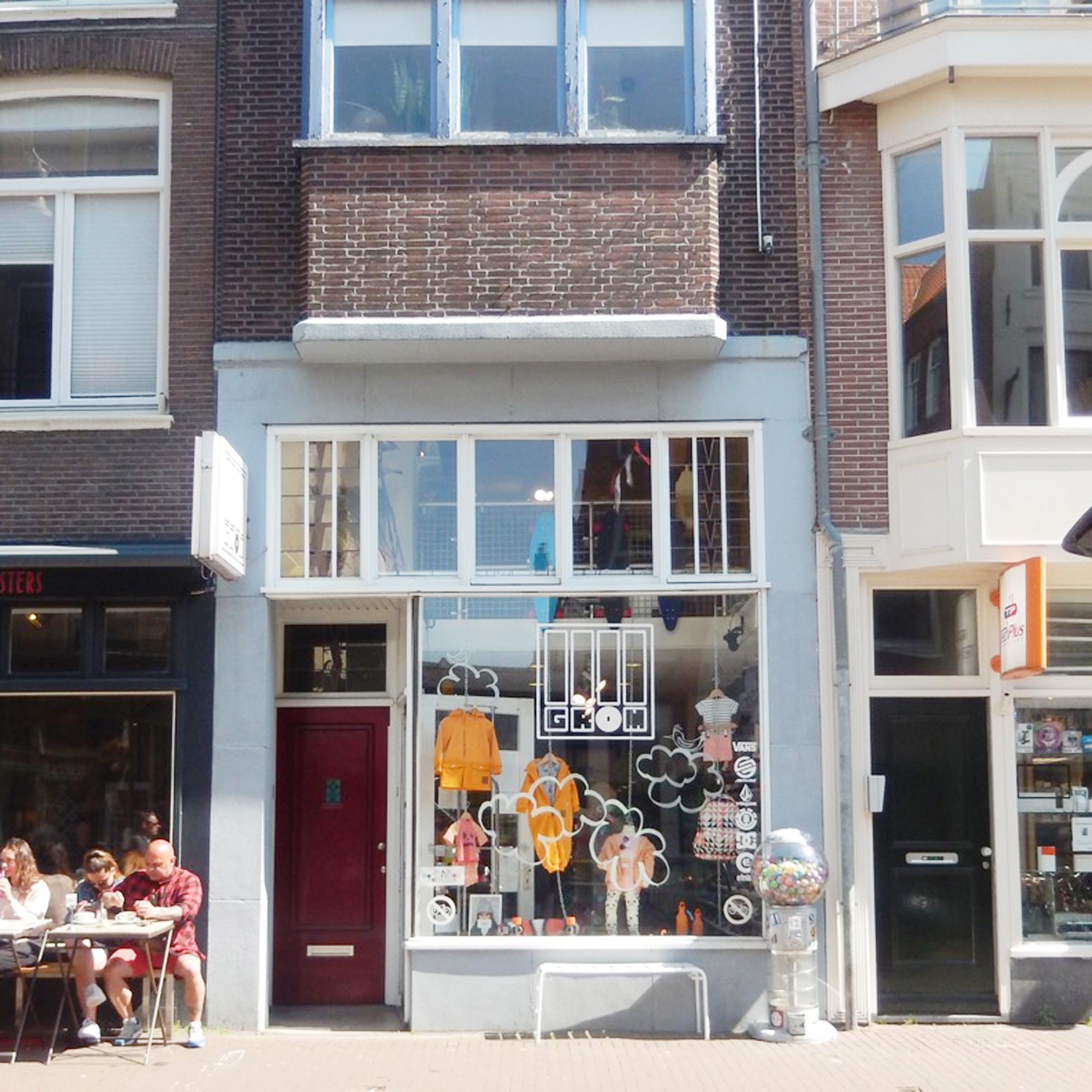 grom amsterdam Foto Marike Bijlsma