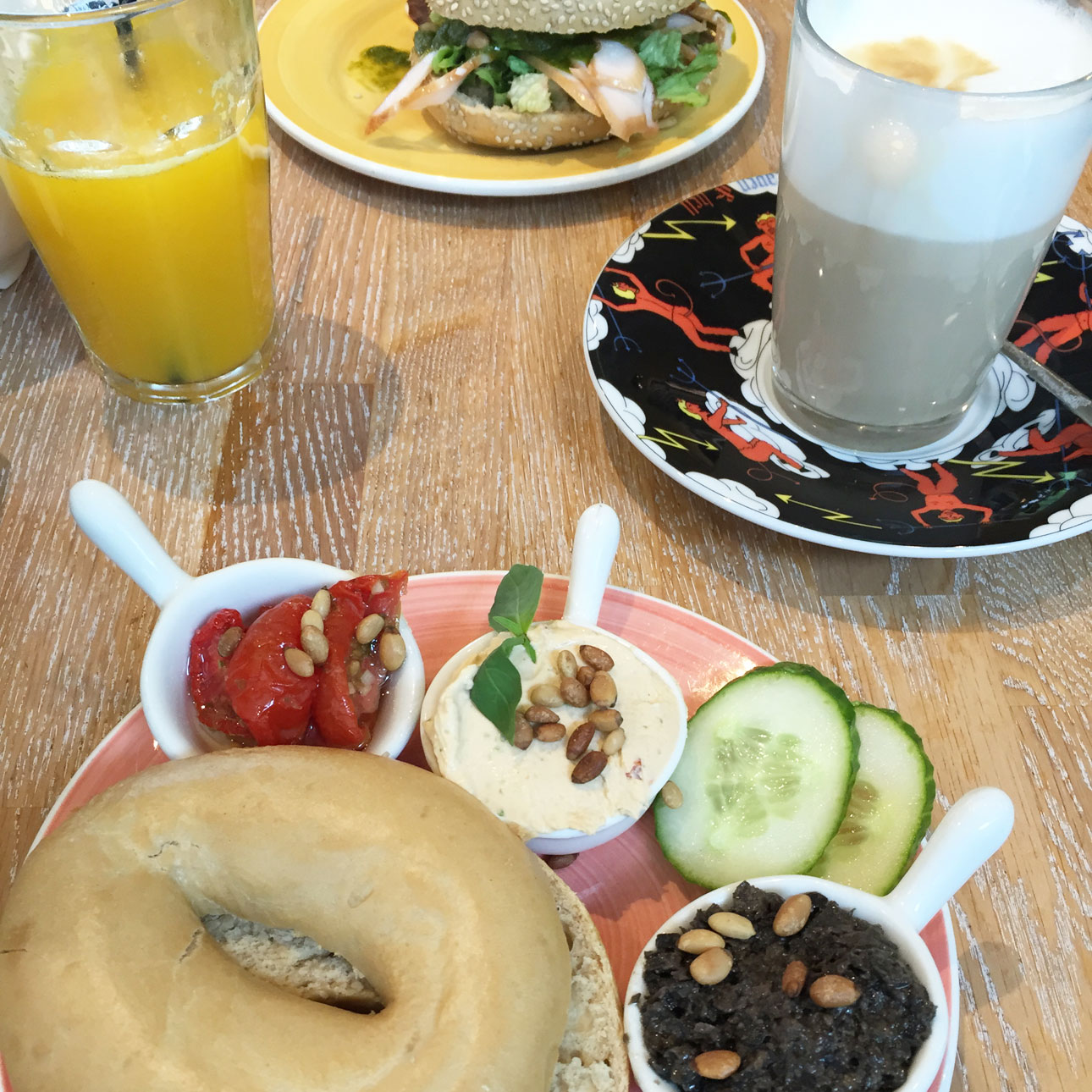 Mamalifestyle mei 2016 lunch