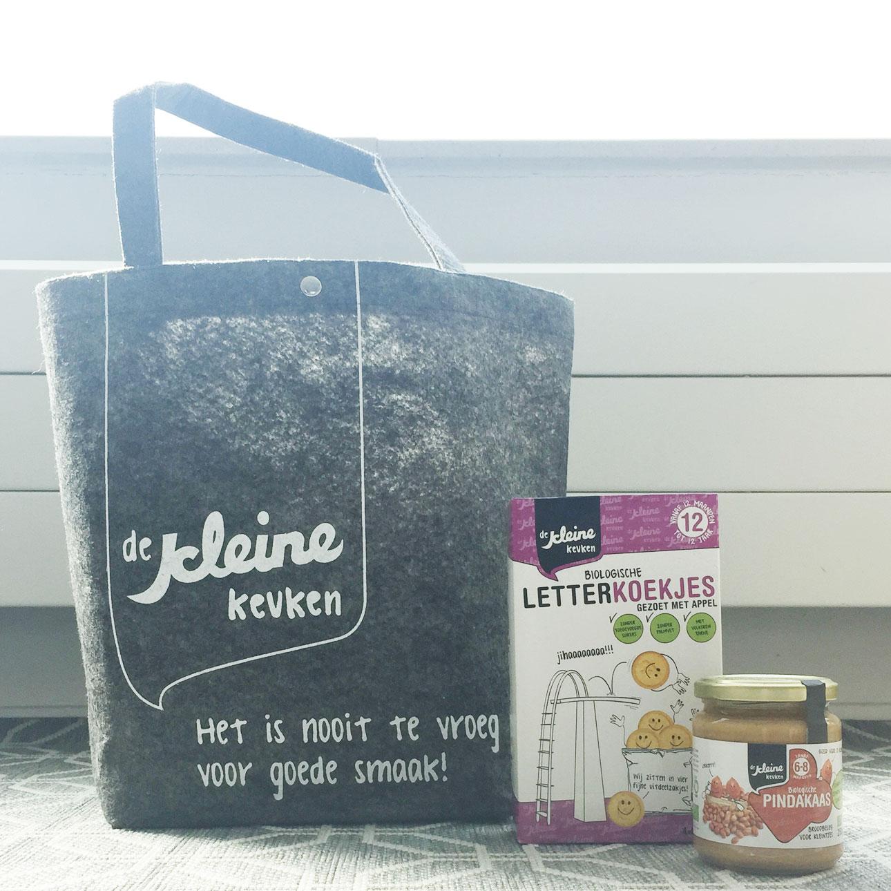 de kleine keuken goodiebag