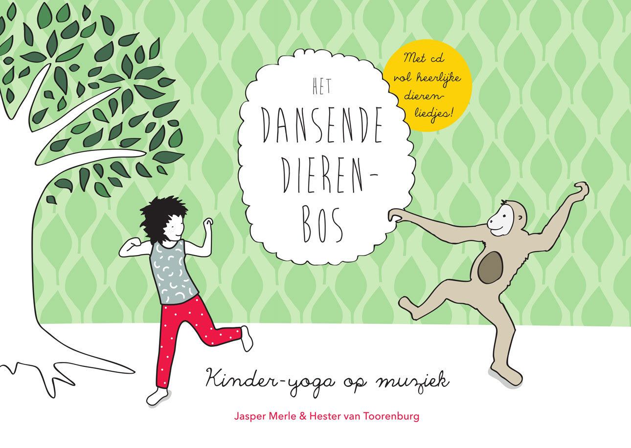 het dansende dierenbos kinderyoga muziek