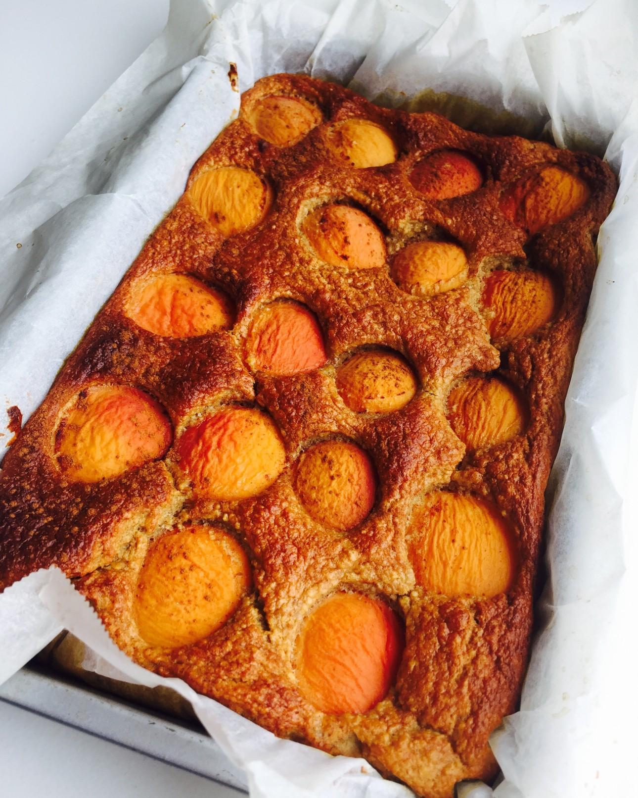 healthy fruit cake - gezonde cake met fruit