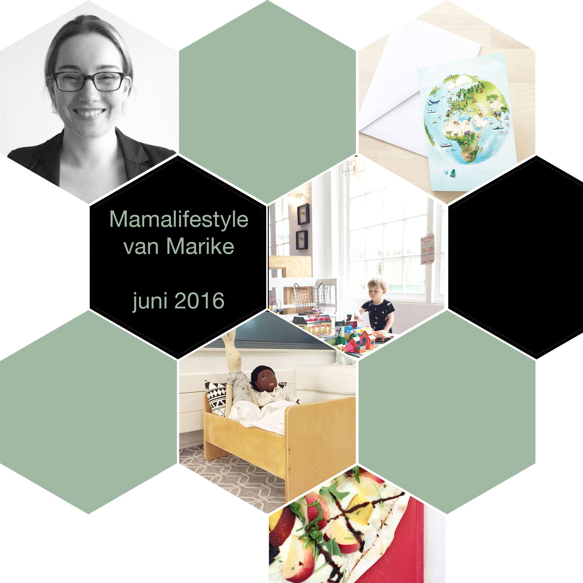 Mamalifestyle maandoverzicht juni 2016