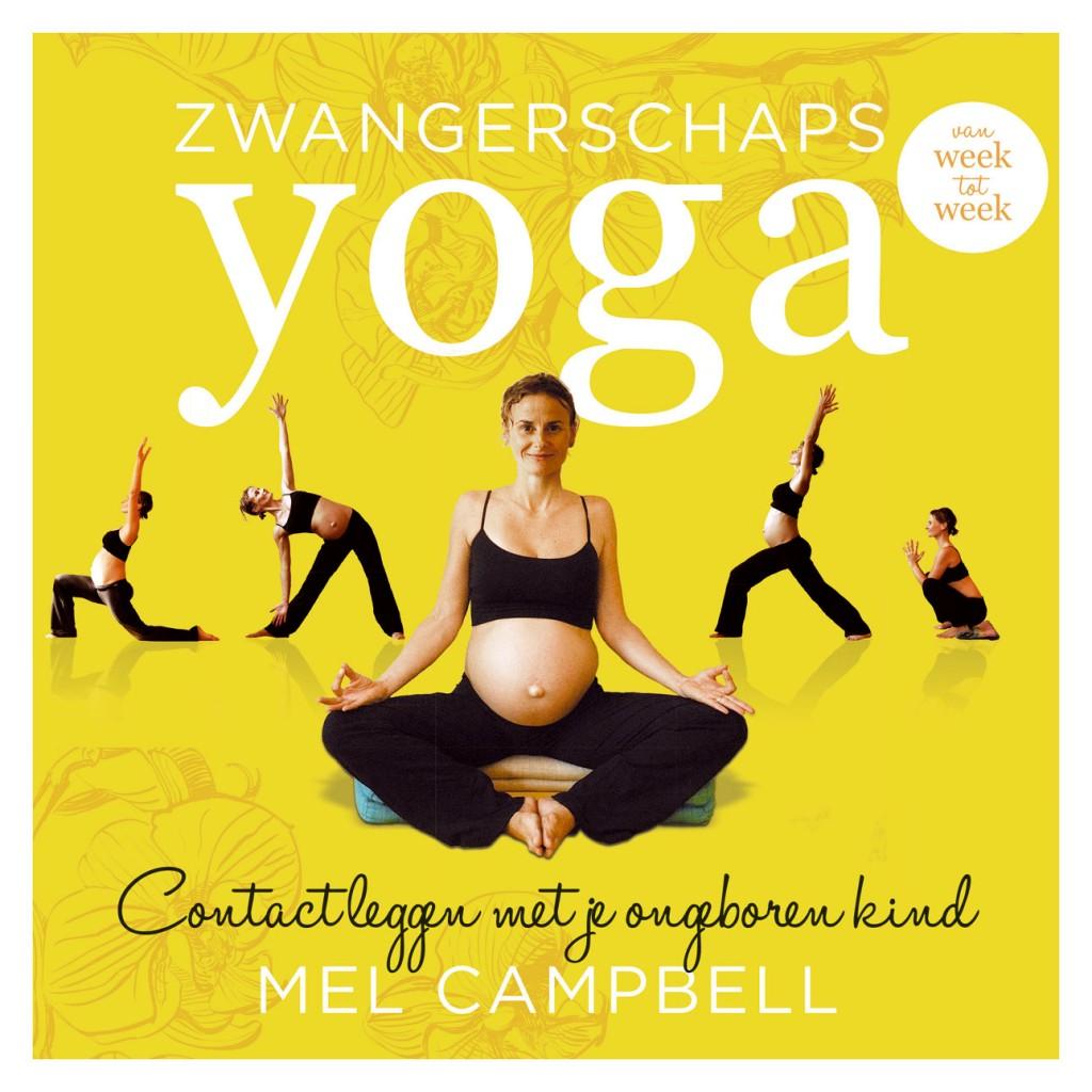 zwangerschapsyoga week boek