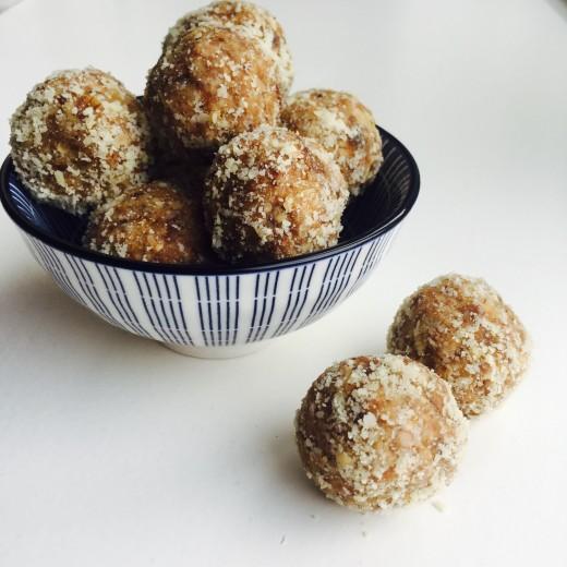 Bliss Balls recept
