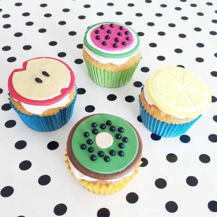 mamalifestyle fruit feest cupcakes