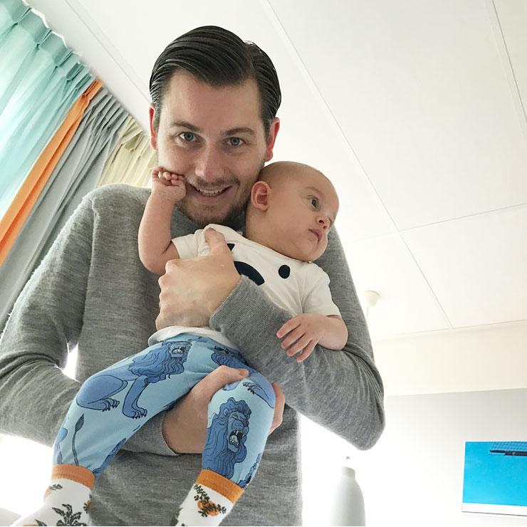 ziekenhuis visite frank senne