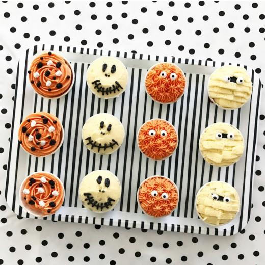 halloween cupcakes halloween feest