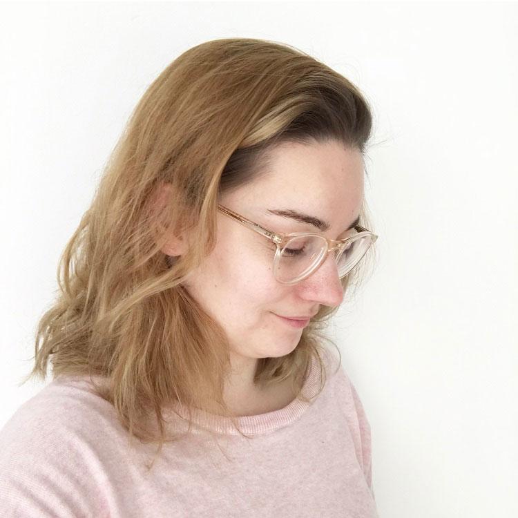 selfie marike nieuwe bril kylie minogue eyewear