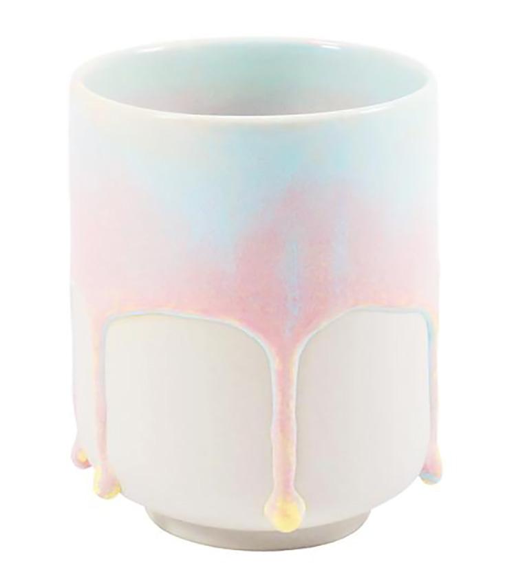 arhoj melting mug fluffy unicorn