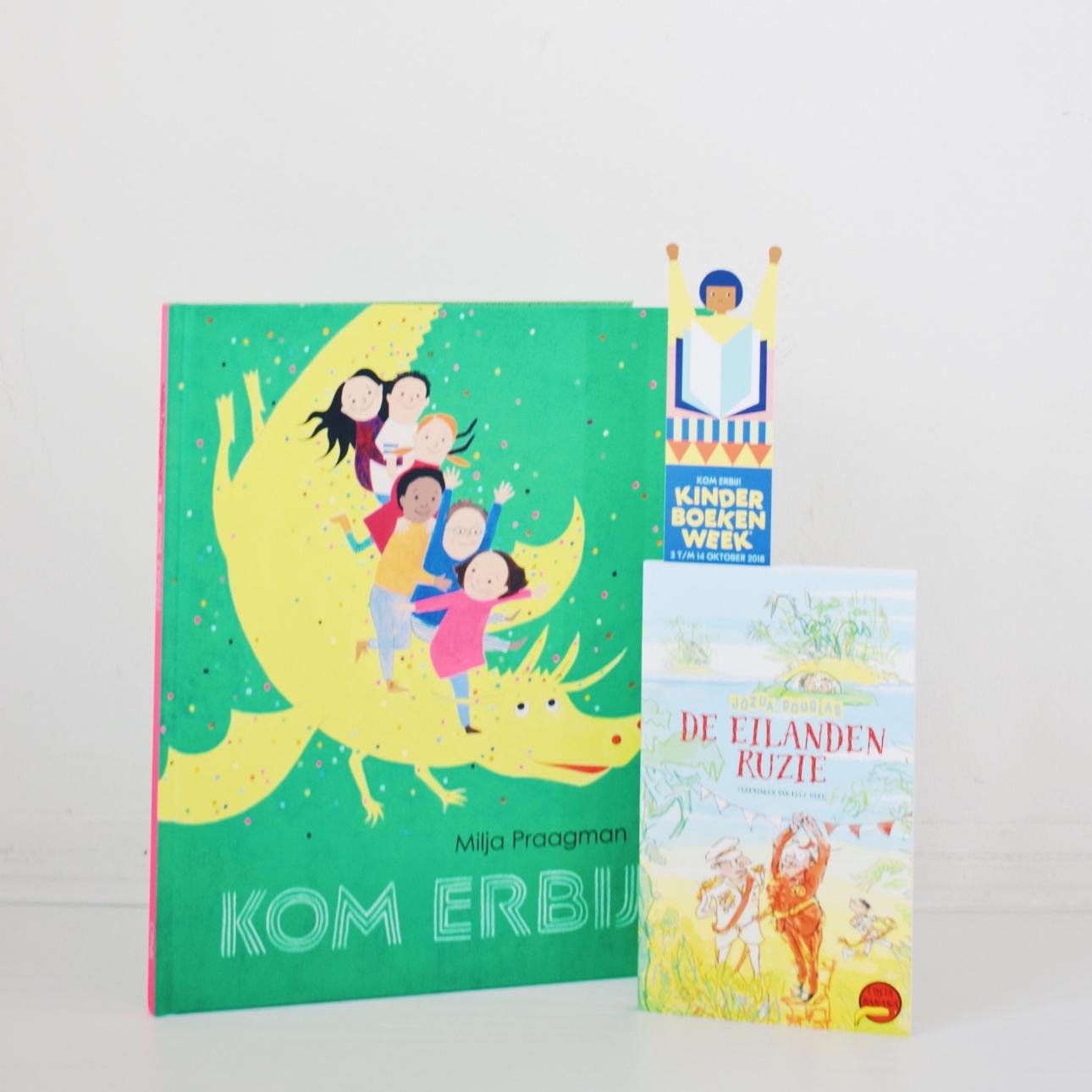 kinderboekenweek 2018 - kom erbij