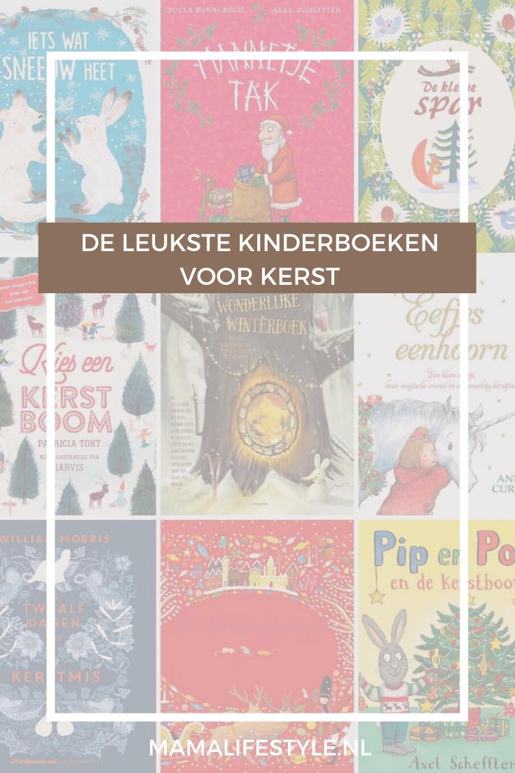 Pinterest - kinderboeken kerst