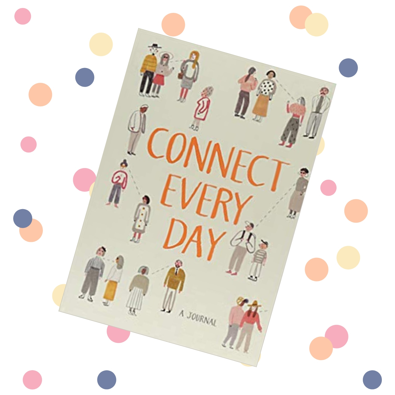random acts of kindness dagboeken - connect every day