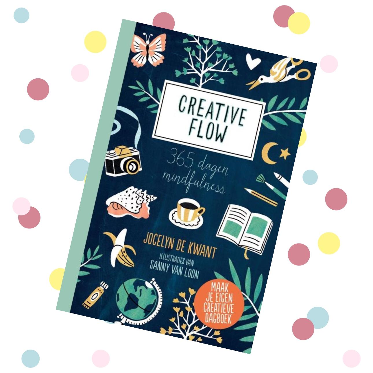 creatieve dagboeken creative flow